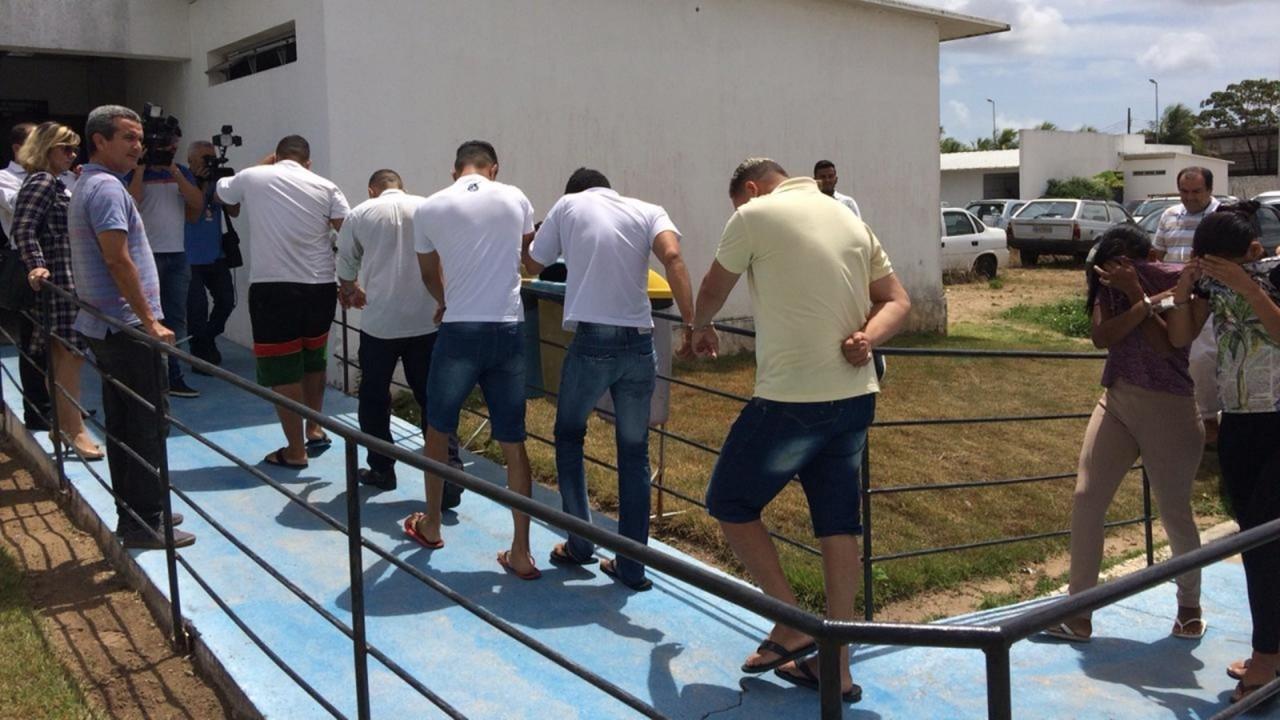 presos operacao hidra - OPERAÇÃO HIDRA: Polícia cumpre 33 mandatos na PB e prende 19 pessoas na Grande João Pessoa