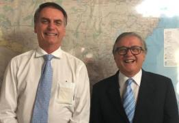 Bolsonaro pede para que novo ministro da justiça prepare-se para a 'guerra'