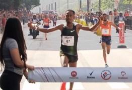 Etíope e Queniana são os vencedores da 94ª edição da São Silvestre