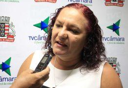 """Sandra diz que projeto de cidadania pessoense a Bolsonaro não passará: """"Ele não merece"""""""