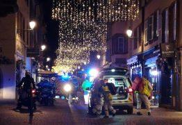 TERRORISMO NA FRANÇA: Homem atira contra grupo de pessoas; polícia já confirma 2 mortos e 11 feridos
