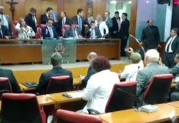 VEJA VÍDEO: Câmara Municipal de João Pessoa aprova LOA de 2019