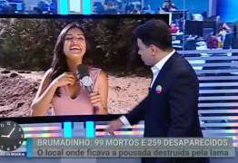 HUMOR NA HORA ERRADA: SBT é criticado por cobertura em tragédia de Brumadinho