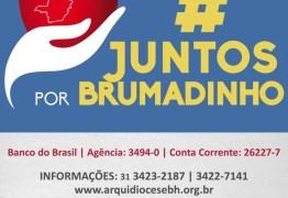 Campanhas na internet pedem doações para as vítimas de Brumadinho