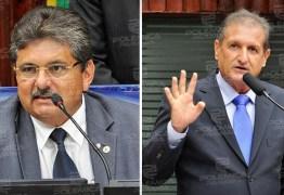 ESTÁ DECIDIDO: Adriano Galdino e Hervázio Bezerra são os candidatos governistas para a Presidência da ALPB