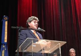 O POVO NO PODER: 'Os interesses dos paraibanos continuarão acima durante a gestão', diz João Azevedo durante discurso de posse