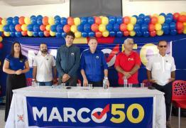 PSOL oficializa candidatura de Marcos Patrício a prefeitura de Cabedelo em convenção conjunta com PC do B