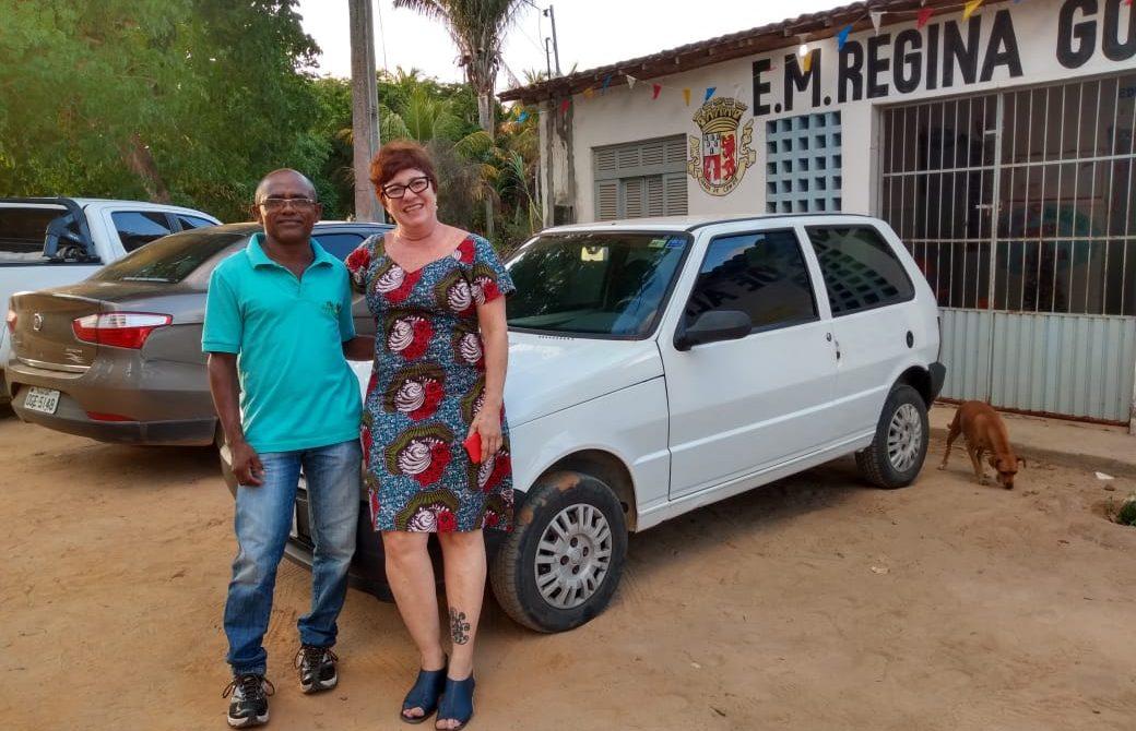 Agriconde recebe veículo e comemora seis anos de existência 4 1040x670 - AgriConde comemora seis anos de fundação e recebe veículo para reforçar o trabalho da cooperativa