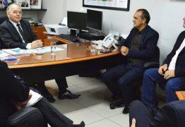 Mesa Diretora da CMJP visita Tribunal de Contas do Estado