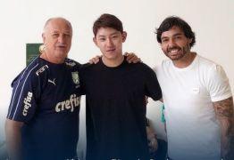 Palmeiras acerta salários com Goulart e aguarda chineses