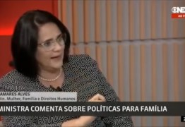 """VEJA VÍDEO: Figurão da GloboNews se irrita com ministra: """"Fale menos"""""""