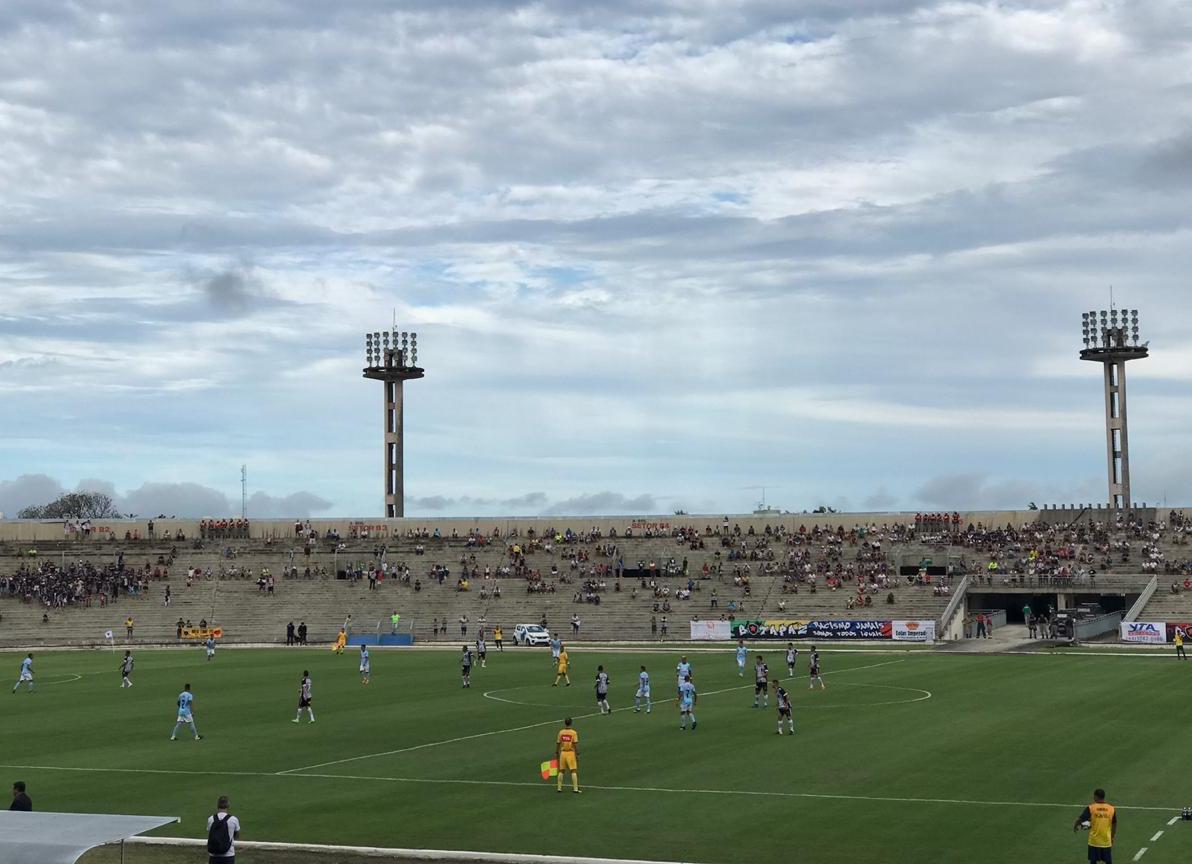 Estádio - ESTREIA DO PARAIBANO: Botafogo-PB  goleia Perilima por 4 a 1; Atlético de Cajazeiras vence Serrano