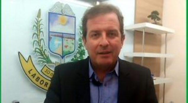 """Fábio Tyrone Prefeitura de Sousa 300x164 - VEJA VÍDEO: Fábio Tyrone, prefeito de Sousa se envolve em mais uma """"briga"""""""