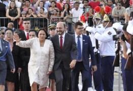"""Única governadora, Fátima fala em """"herança dramática"""" no RN"""