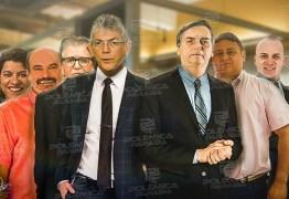 LEGISLATURA 2019: blocos já se formam, e grupos de Ricardo Coutinho e Bolsonaro devem se destacar