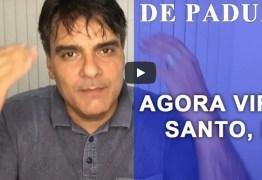 """""""AGORA VIROU SANTO, NÉ"""": ex-ator, assassino da filha de Glória Perez vira youtuber  – Veja vídeo"""
