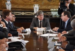 Após reunião com CNJ, João Azevedo anuncia uso da tecnologia para modernizar presídios do Estado