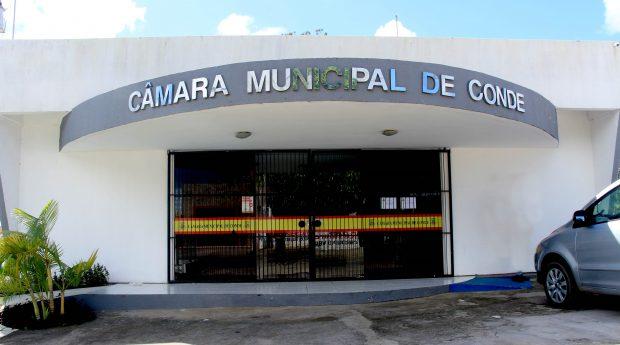 LDO foi aprovada por unanimidade na Câmara Municpal de Conde 620x345 - TJPB mantém decisão que suspende eleição da Mesa Diretora de Conde