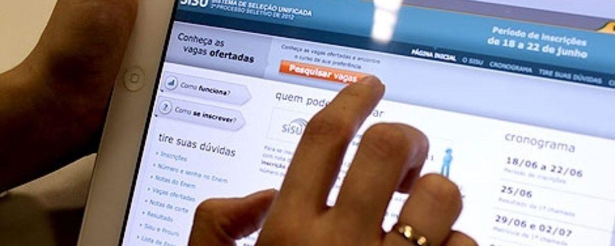 Sisu 1200x480 - Inscrições para o Sisu começam hoje; UFPB oferta 7.872 vagas para cursos de graduação