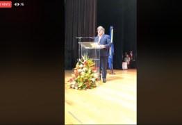 AO VIVO: Assista posse de João Azevedo como governador da Paraíba