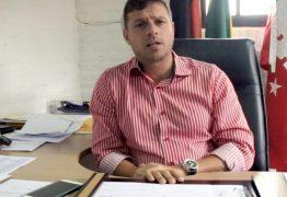 Vítor Hugo foi o primeiro a registrar candidatura ao pleito em Cabedelo