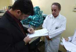 Berg Lima assina ordem para liberar funcionamento do Hospital Materno de Bayeux