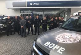 Polícia impede arrombamento de banco na Epitácio Pessoa e prende suspeito em flagrante