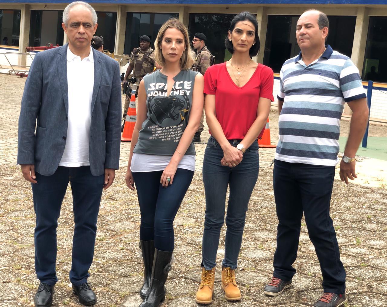 WhatsApp Image 2019 01 27 at 11.44.27 - BRUMADINHO: Paraibana na linha de frente considera legislação de barragens brasileira 'muito permissiva'
