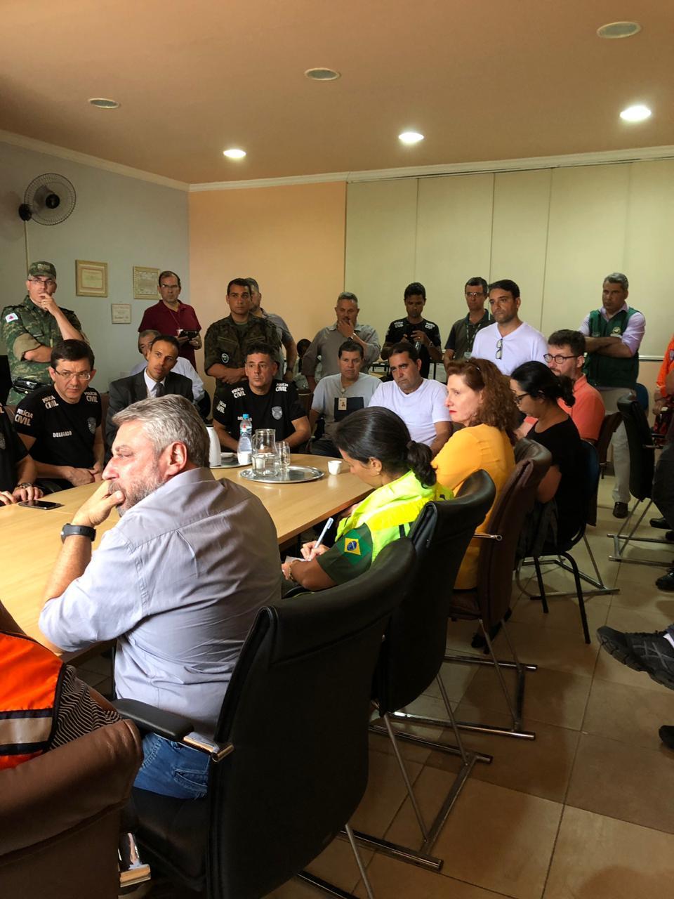 WhatsApp Image 2019 01 27 at 11.44.28 1 - BRUMADINHO: Paraibana na linha de frente considera legislação de barragens brasileira 'muito permissiva'