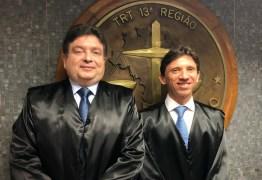 TRT da Paraíba empossa novos presidente e vice na próxima segunda-feira