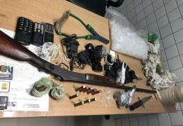 Adolescente é apreendido com drogas e armas de fogo em João Pessoa