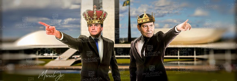 bolsonaro e mourão - OS AMIGOS DO REI: Promoções polêmicas põem em cheque discurso de Bolsonaro durante a campanha - Por Anderson Costa