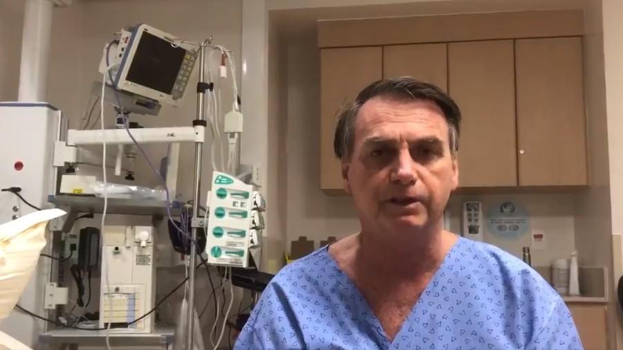 bolsonaro grava video antes de cirurgia 1548613119085 v2 900x506 - BOLETIM MÉDICO: Bolsonaro está 'clinicamente estável, consciente e sem dor'