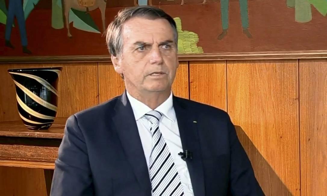 bolsonaro sbt - VEJA VÍDEO: Bolsonaro usa redes para responder ameaças feitas por criminosos cearenses