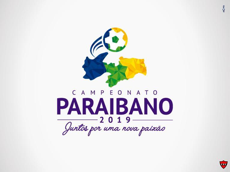 campeonato paraibano 2019 arte fpf - CAMPEONATO PARAIBANO: Confira os jogos da primeira rodada do Paraibano de 2019
