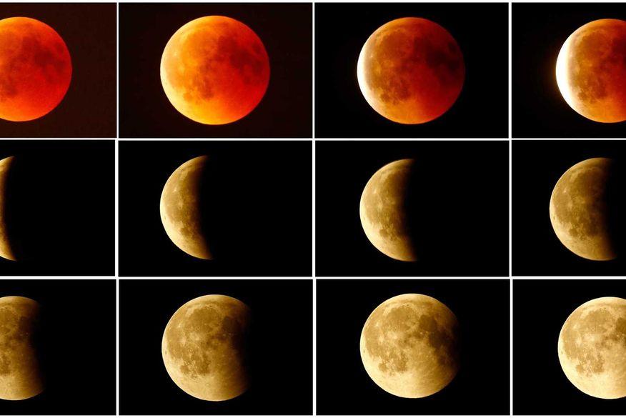 Eclipse total da Lua será visível do Brasil nesta madrugada; saiba a melhor hora