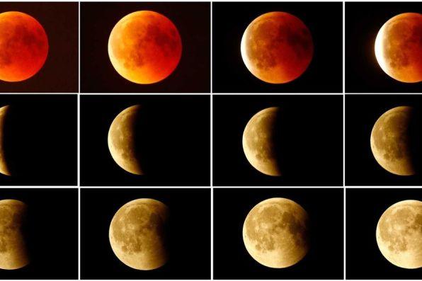 eclipse 300x200 - Eclipse total da Lua será visível do Brasil nesta madrugada; saiba a melhor hora