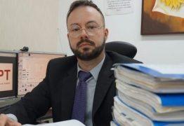 'NENHUM DOCUMENTO FOI FORNECIDO PELO MPT', dispara Varandas em resposta à nota da Arquidiocese da Paraíba