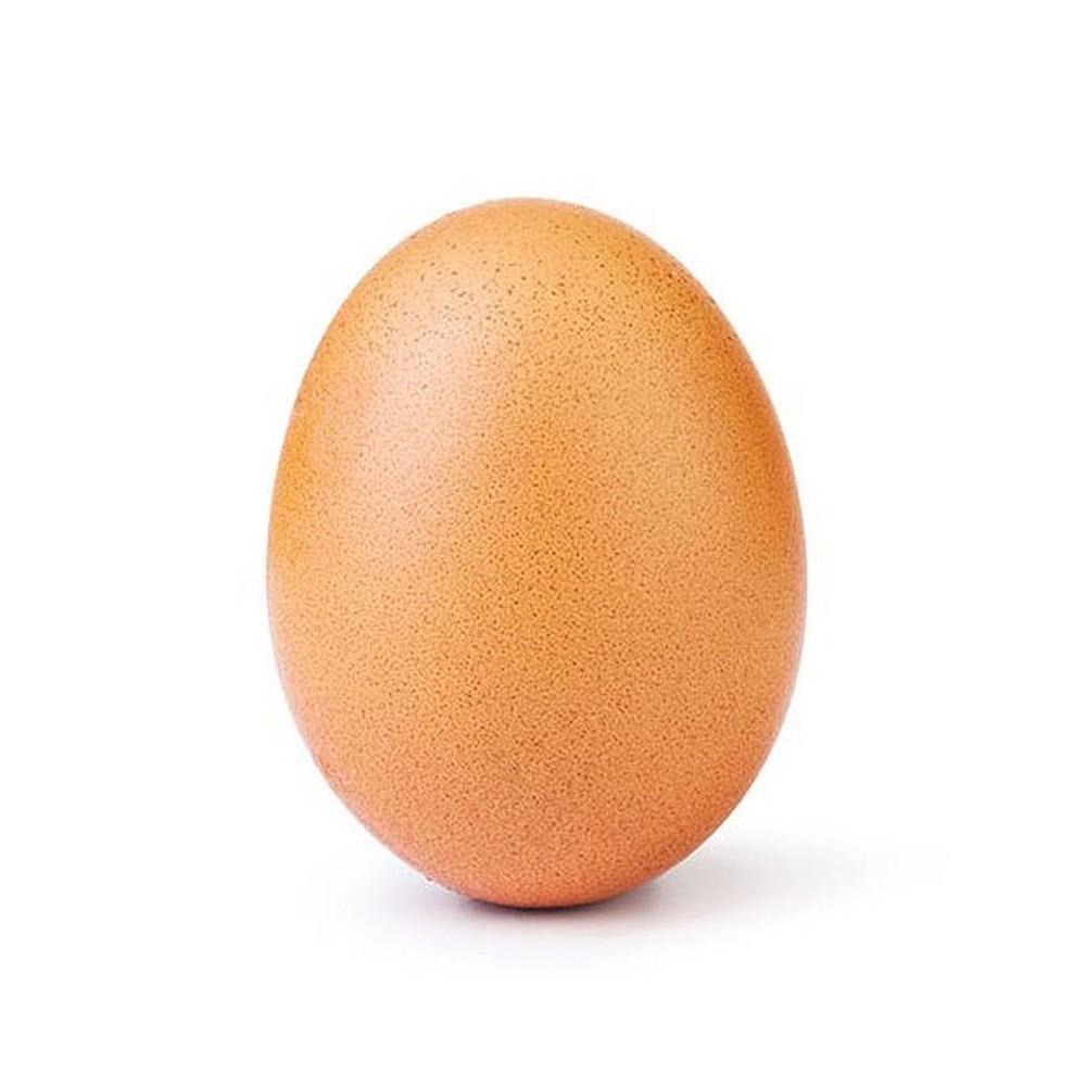 egg - Foto de ovo supera a de Kylie Jenner como a mais curtida no Instagram