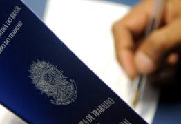 A Paraíba criou mais 5.300 empregos com carteira assinada em 2018, puxado pelo setor de serviços