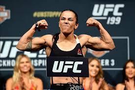 jéssica andrade - UFC confirma Jéssica Bate-Estaca como nova desafiante do peso palha feminino