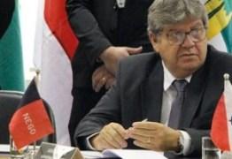 Em Brasília, João Azevêdo se reúne com ministro e trata sobre segurança hídrica na PB
