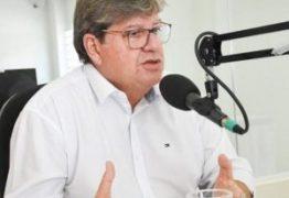 """""""É uma meta que vou buscar de todas as formas"""" diz Azevêdo sobre segurança hídrica de todas as cidades paraibanas"""