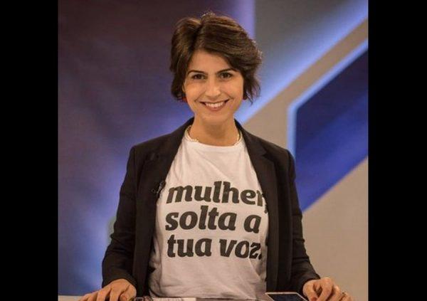 Manuela D'Ávila arrecada recursos para instituto de combate às fake news