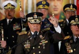 'Não aceitaremos um presidente imposto', afirma Ministro da Defesa da Venezuela sobre Juan Guaidó