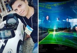 ENGENHEIROS DO FUTURO: Paraibano firma parceria com empresa multinacional, monta protótipo de carro autônomo e ganha destaque na Veja