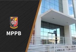 """MPPB ajuíza ação contra prefeita por contratação de """"servidor fantasma"""""""