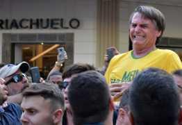PF pede mais 90 dias para investigar atentado sofrido por Bolsonaro