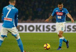PSG e Napoli se encontrarão pelo brasileiro Allan; italianos querem R$ 426 milhões