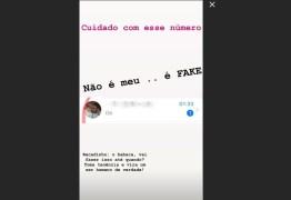 Neymar usa redes sociais para denunciar perfil fake que fingia ser ele: 'Babaca'